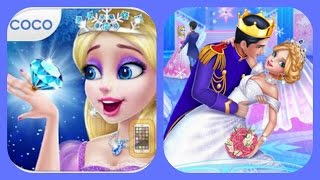 New Game Ice Princess Royal Wedding Day By Coco TabTale   - Gameplay for Kids