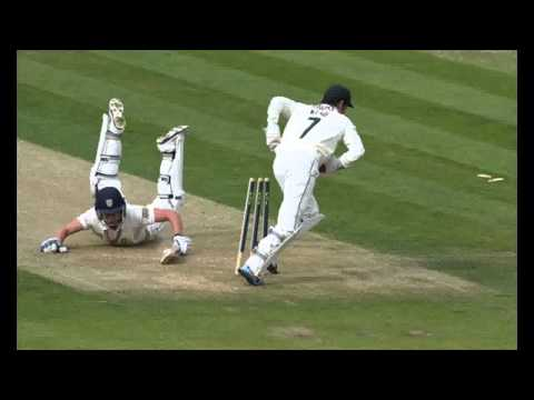 County cricket – as it happened