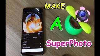 Make A SuperPhoto |Photo Editing Application Review