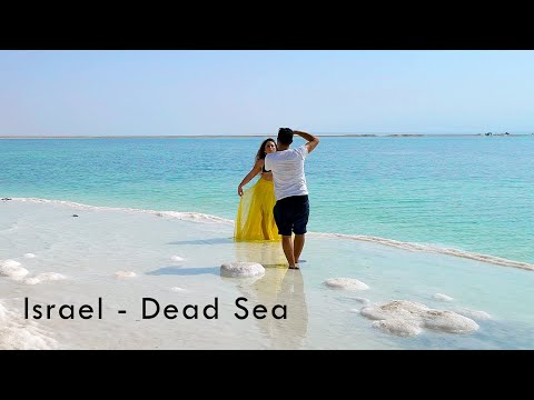 DEAD SEA, Hamei Zohar Beach