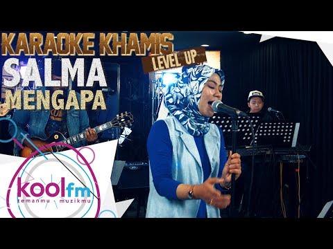 SALMA - Mengapa - Nicky Astria Cover | Karaoke Khamis Level Up!