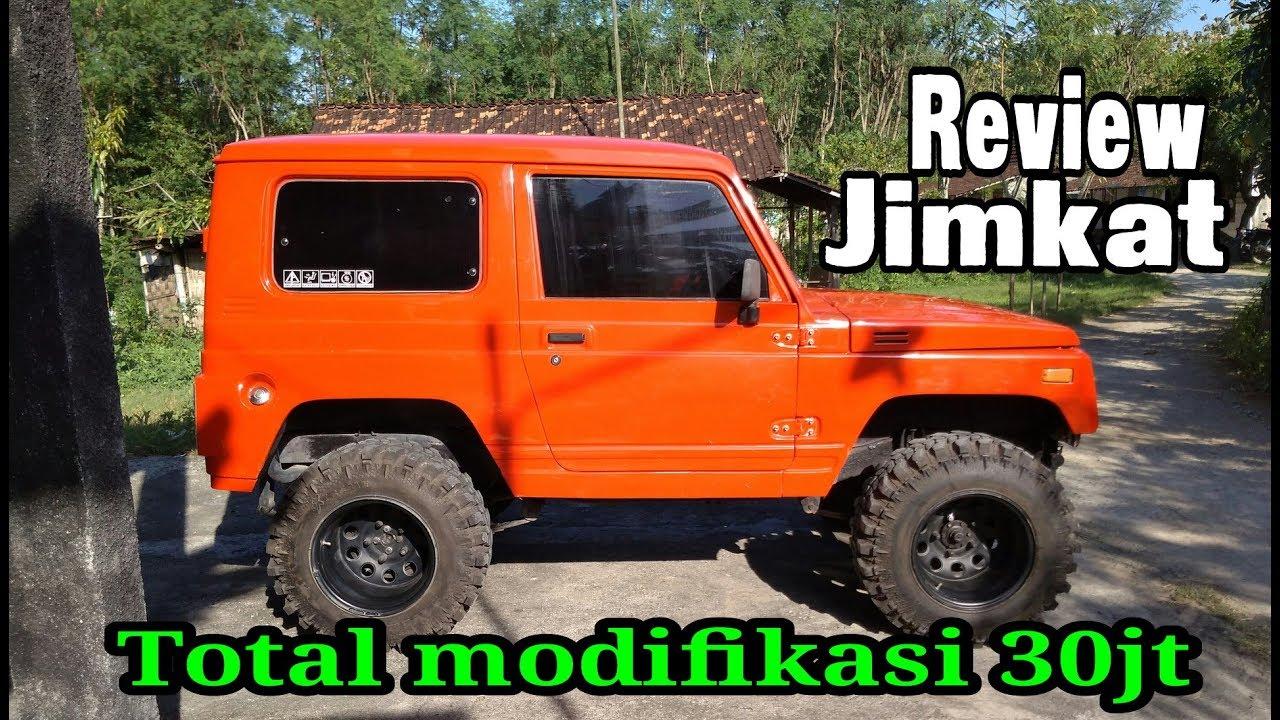 810 Cara Modifikasi Mobil Jimny Katana HD Terbaru