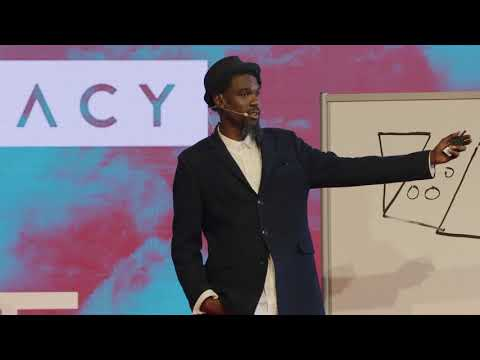 How graffiti can open our minds to valuing art and each other | Elicser Elliott | TEDxToronto