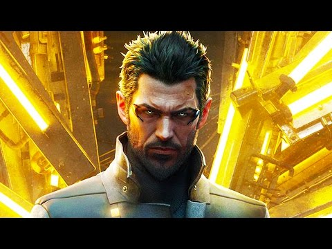 Deus Ex Mankind Divided Gameplay - STORY RECAP AND INTRO