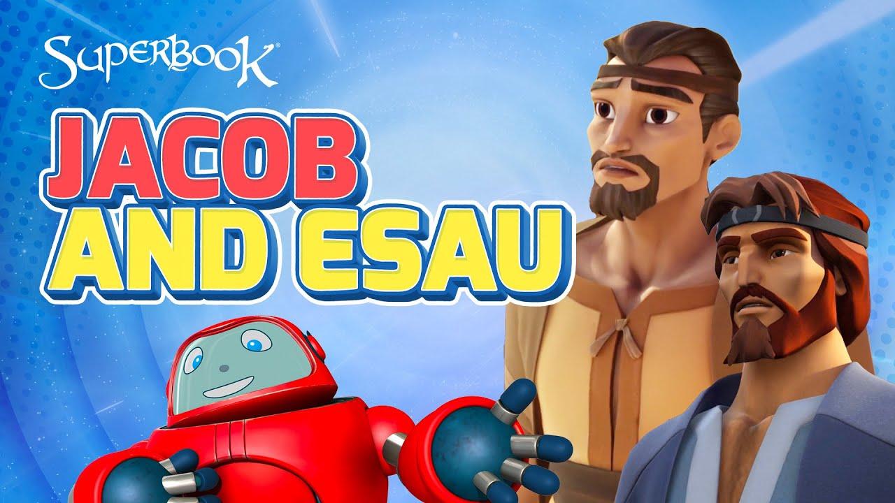 Superbook - Jacob And Esau - Season 1 Episode 3 - Full Episode (Official HD Version)