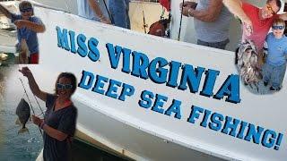 Fishing charters virginia for Va fishing charters