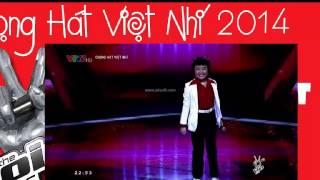 H'Ren Lên Rẫy - Nguyễn Hoàng Anh - The Voice Kids 2014_Nam vườn điều