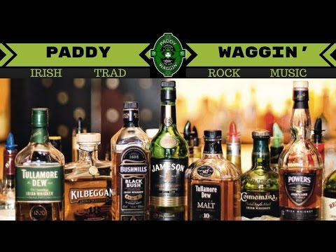 Gilding the Liffey by Paddy Waggin'