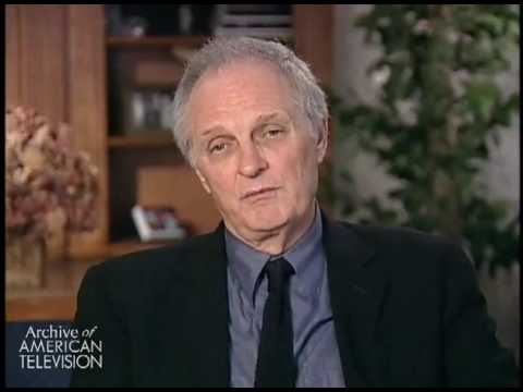 Alan Alda talks about appearing onThat Was the Week That Was and rehearsing with David Frost t...