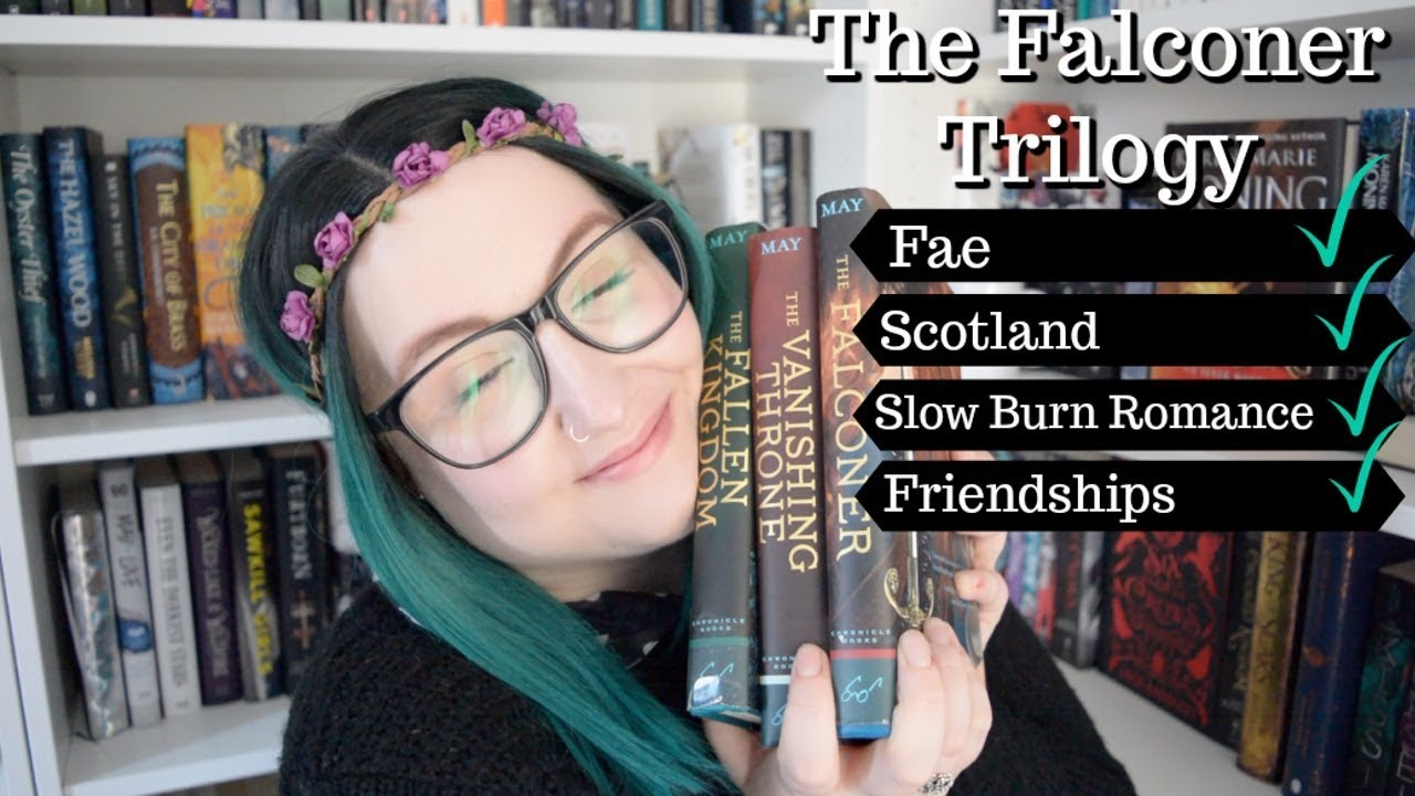 The Falconer Trilogy Review (Spoiler Free) | The Book Life