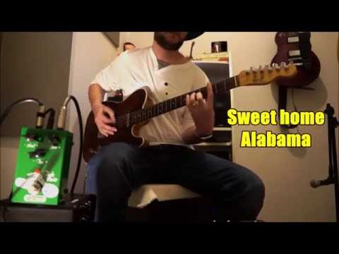 Sweet Home Alabama - One Guitar Cover