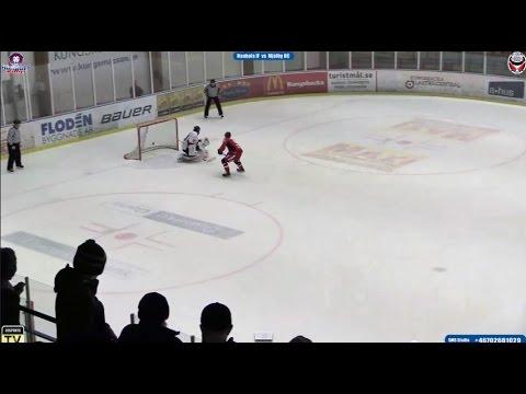 Hanhals IF vs Mjölby HC 4 - 3