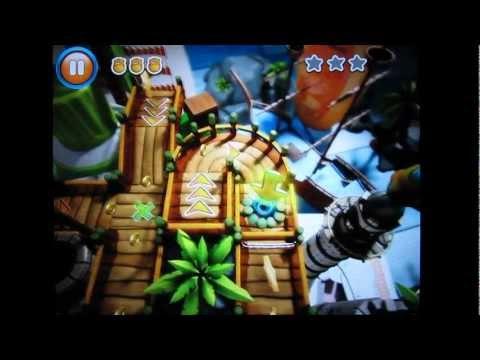 Fibble HD на Ipad 2 игровой процесс (gameplay)