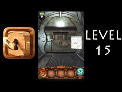 100 Doors 4   Level 15 - Walkthrough