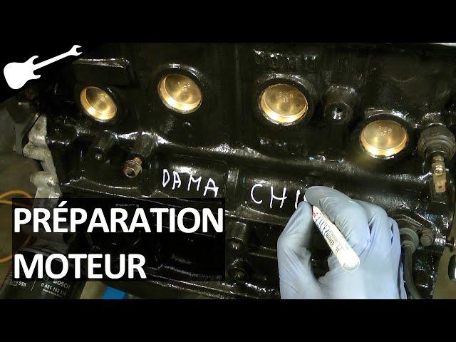 Préparation Moteur 🐤 #DAMACHU 🐤 Hyundai Accent