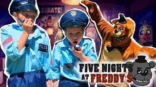 Мы не смогли СБЕЖАТЬ от Фредди! Пять Ночей У Фредди Челлендж!