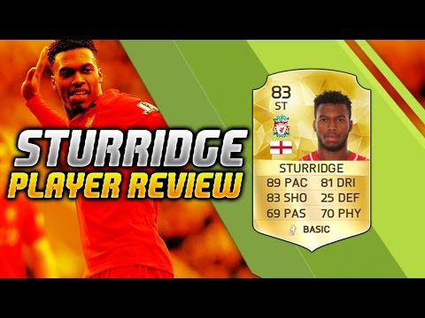 STURRIDGE PLAYER REVIEW - FIFA MOBILE IOS/ANDRIOD!!!!!!!!!!!!!!!!!