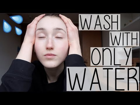 CLEAR SKIN WITHOUT WASHING MY FACE - MY SKINCARE ROUTINE? | HOW TO GET CLEAR SKIN