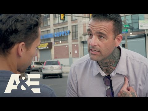 Intervention: Real Street Intervention w/ Addict & Family (Season 20) | A&E