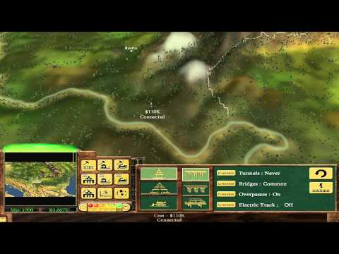 Railroad Tycoon 3  28 - Orient Express 3/3
