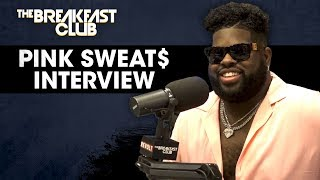 Pink Sweat$ Talks Inspiration, Songwriting, Philly Roots + More