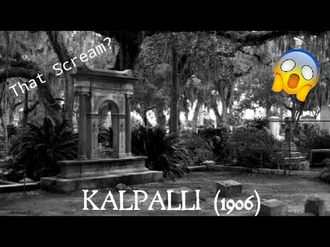 Investigating Kalpalli Cemetery At Night, Bangalore's Most Haunted Place.