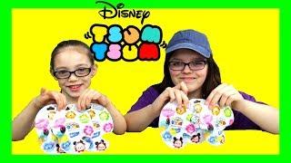 Disney Tzum Tzum Blind Bag Opening Stop That Animation