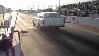 Chris Whitney,1967 Ford Fairlane Wagon 427,