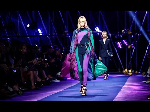 Versace | Spring Summer 2017 Full Fashion Show | Exclusive