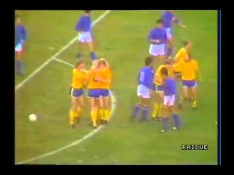 Qualificazioni Euro 1988: Italia-Svezia 2-1