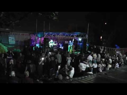 The Jets Live at The Broadway Rockabilly Festival 2016