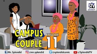 CAMPUS COUPLE EPISODE 11 Splendid TV Splendid Cartoon