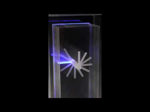 Download Nixt Clcok Acrylic Nixie Assembly Video Edge Light Led MP3