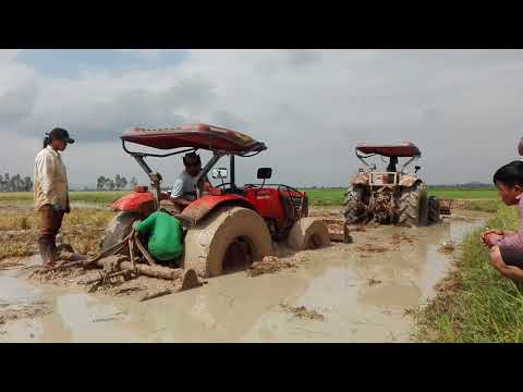 Tractor Stuck In Mud compilation | World`S Most Amazing Modern Agriculture Equipment, Recovery