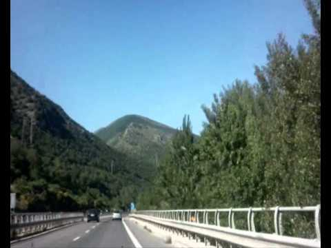 FESTIVAL MONTE SAN GIUSTO AND ROAD ITALY