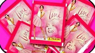 Violetta ♥ TINI THE MOVIE Stickers ✿ Opening | Tini el gran cambio de Violetta