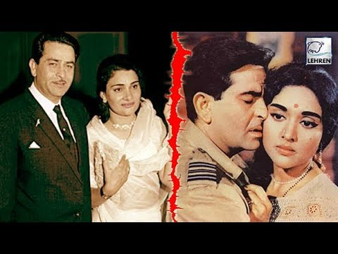 Raj Kapoor's Wife Left Home For This Reason