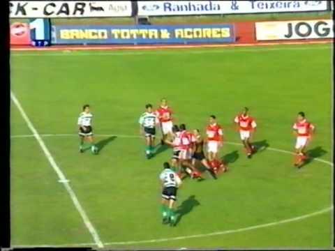 34J :: Braga - 2 x Sporting - 0 de 1997/1998