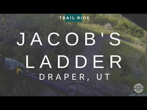 Jacob's Ladders & Rush Flow Trail | Corner Canyon - Draper, UT | Mountain Biking
