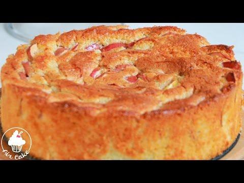 Пошаговый рецепт шарлотки с яблоками в мультиварке с фото