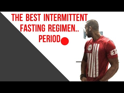 Best Intermittent Fasting Regimen PERIOD.