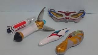 ウルトラ兄弟変身アイテムセット3 Ultra Brothers Transformation Item Set 3 thumbnail