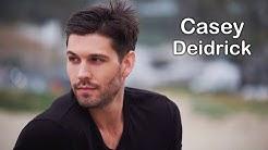 Casey Deidrick: Casey Tells All! (PassionFlix's Driven Series) | Exclusive Interview