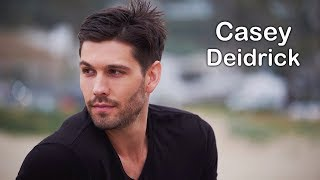 Casey Deidrick: Casey Tells All! (PassionFlix's Driven Series) | Exclusive Interview