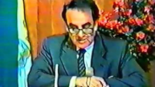 Prime Minister A.R. Ghafoorzai