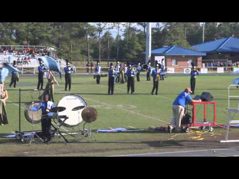North Myrtle Beach High School Band of Chiefs - Competition #2