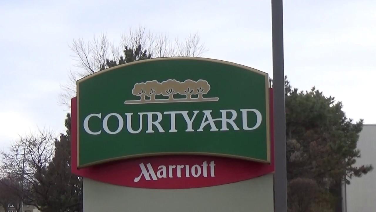 Courtyard Marriott Hotel Report Brown Deer Wisconsin