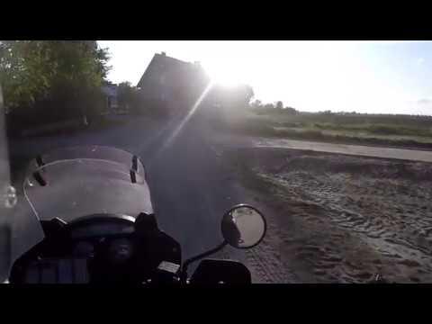 V Motocyklowy Rajd Latarników - ekipa z kalisza
