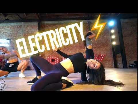 """Electricity""- Rumer Noel Choreo - @DUALIPA @SILKCITY @MARKRONSON @DIPLO"