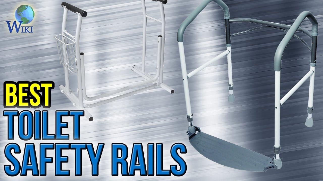 8 Best Toilet Safety Rails 2017 - YouTube